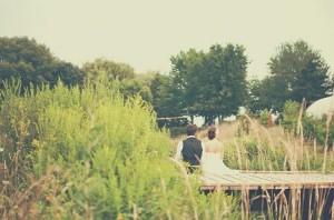 הפקת חתונה בטבע